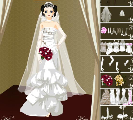 juegos novias