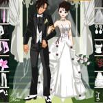 Moda para la pareja con trajes de boda