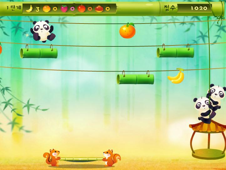 juegos panda