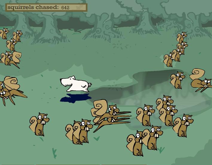 juegos perros corriendo