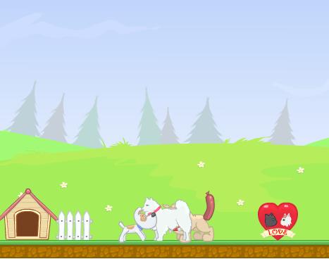 juegos perros gatos