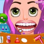 Juego en la clínica dentista de Rapunzel