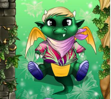 juegos vestir dragon