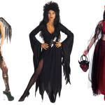 Juego de moda para la fiesta de Halloween