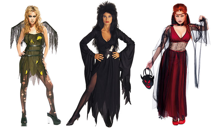 Vestir para halloween