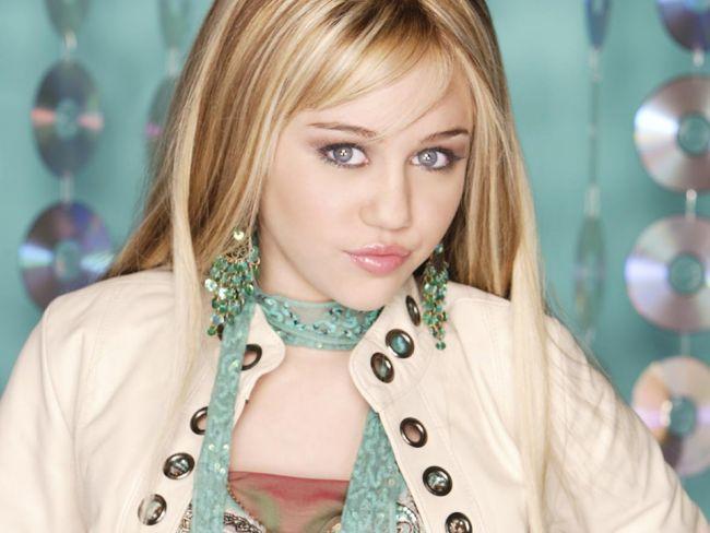 cantante Hannah Montana