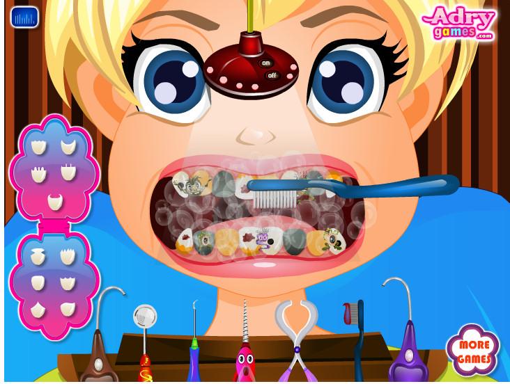 dentistas juegos