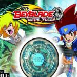 Batalla de Beyblade metal Fusion
