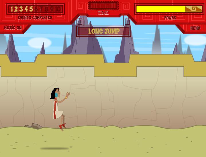 juegos olimpicos kuzco