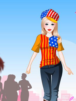 juegos ropa americana
