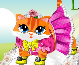 juegos ropa gato