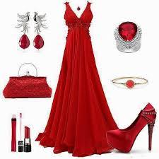 vestir rojo