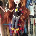 Vestidos para la punk Boo-Lu Cerone de Monster