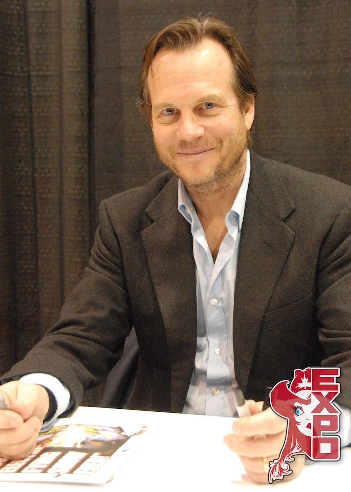Calgary Expo 2014 Bill Paxton