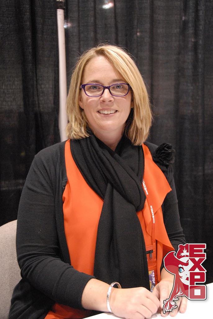 Calgary Expo 2014 Carrie Henn