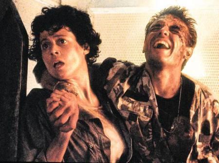 Ripley Sigourney Weaver Hicks Michael Biehn