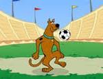 Juego de pelota con Scooby