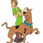 Juego de skateboard con Shaggy y Scooby