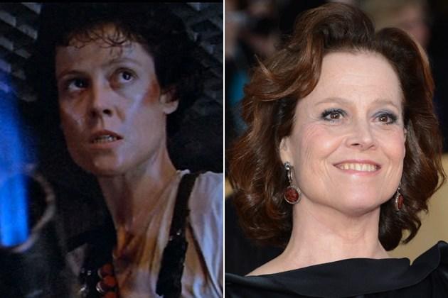 Sigourney Weaver Ellen Ripley