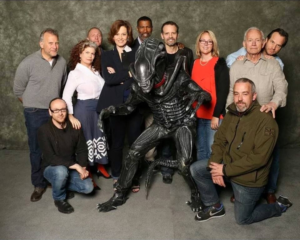 aliens actores