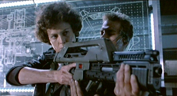 aliens ripley hicks