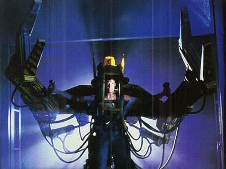 aliens robot