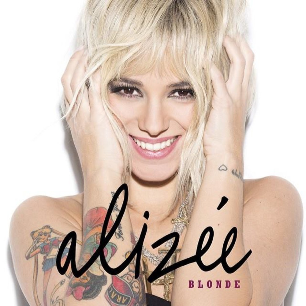 alizee blonde cover