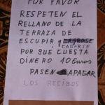 """Notas de comunidades de vecinos: """"La pocilga"""""""