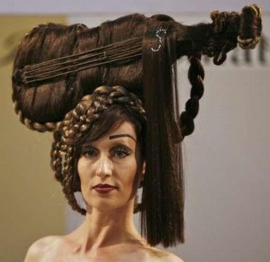 peinados increibles