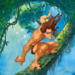 Tarzan en la jungla de la muerte