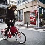 Bicicletas en Japón
