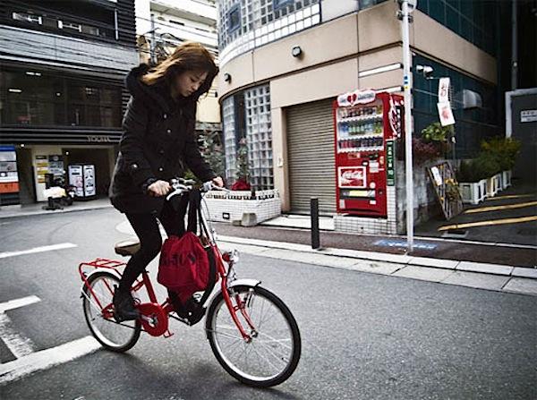 bicicletas japon