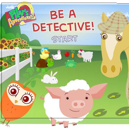 jirafa detective