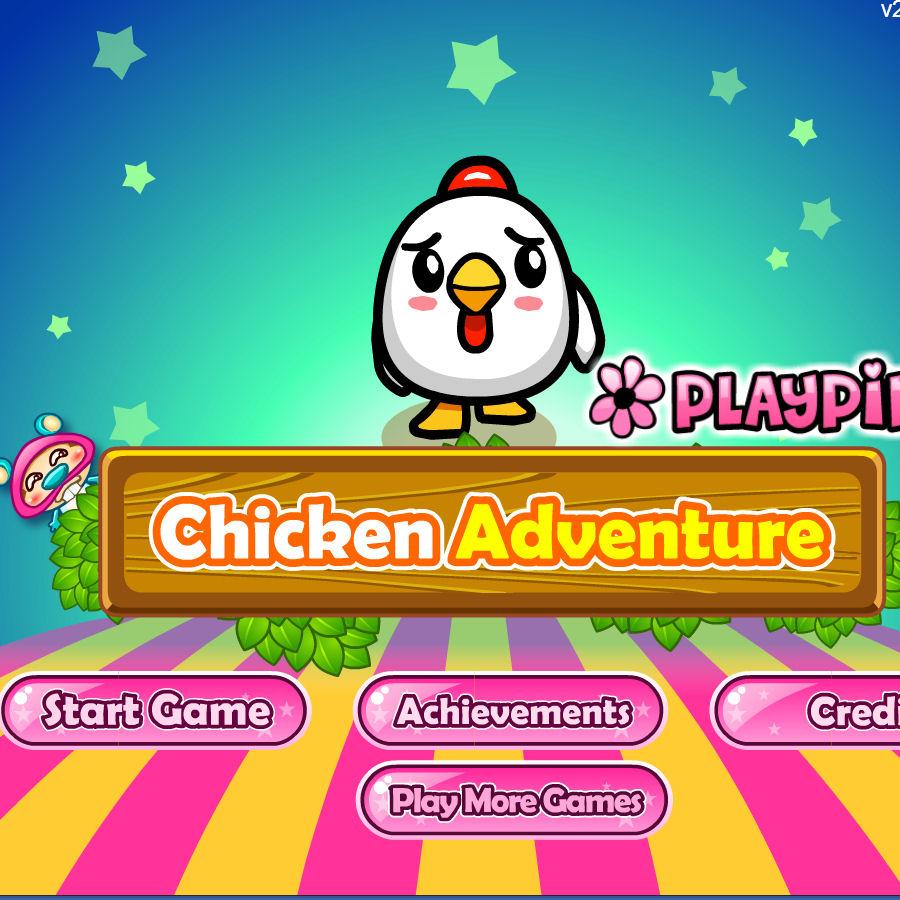juego aventuras pollito