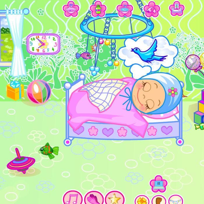 juego dormir bebes