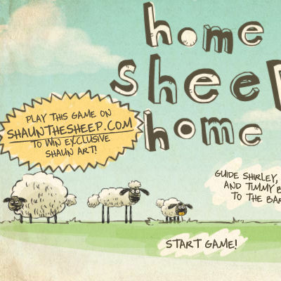 juego shaun oveja