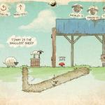 Juego de la oveja Shaun