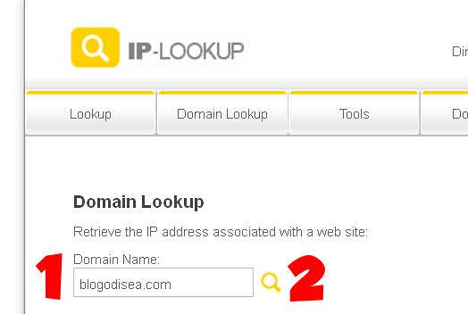 saber ip sitio web
