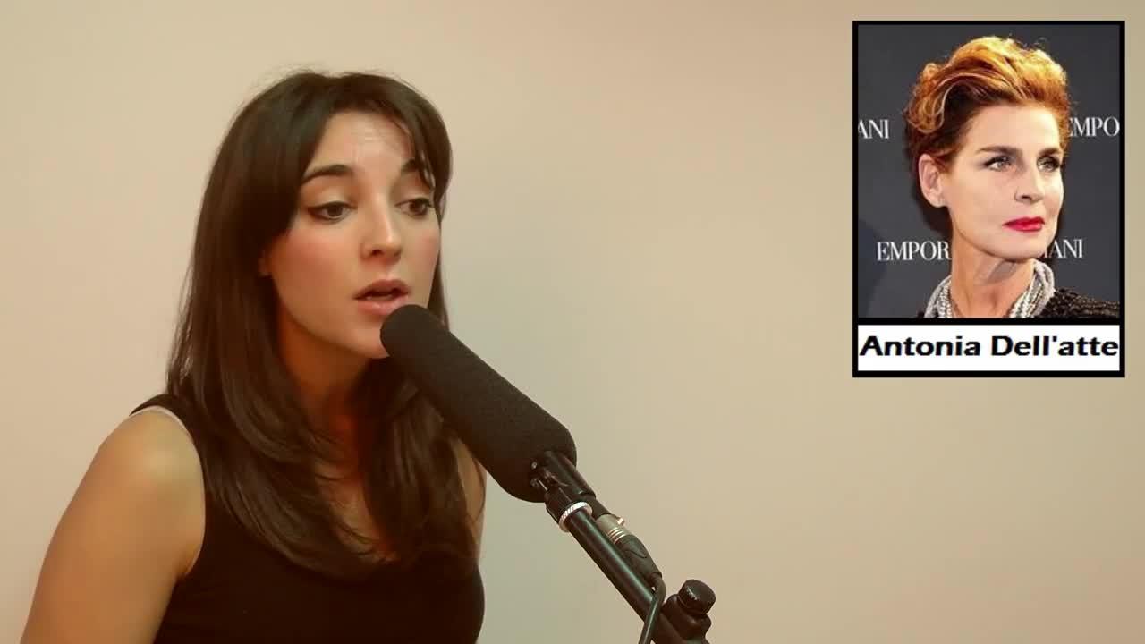 Leonor Lavado antonia dell atte