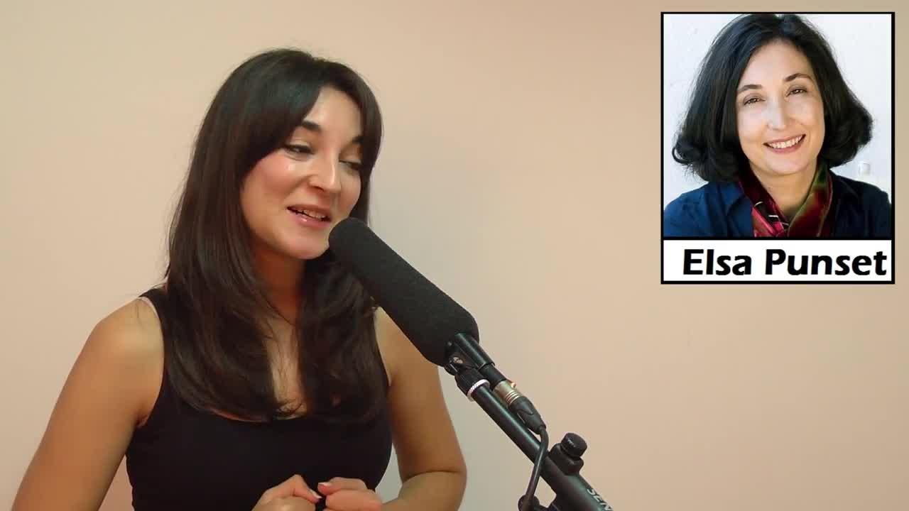 Leonor Lavado elsa punset