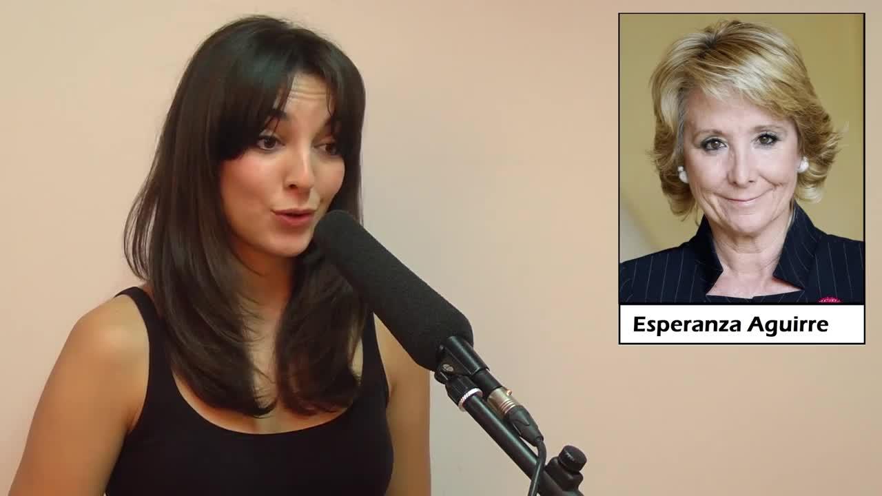 Leonor Lavado esperanza aguirre