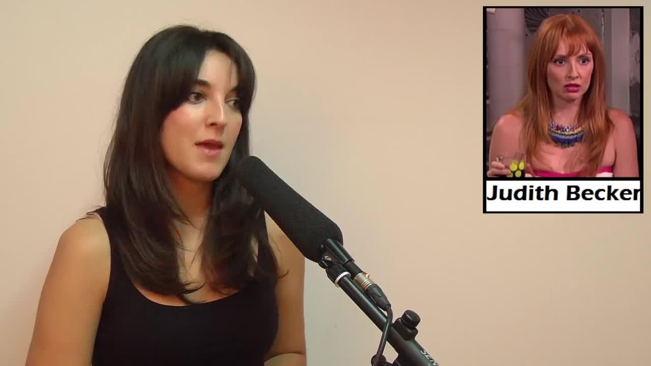Leonor Lavado judith becker