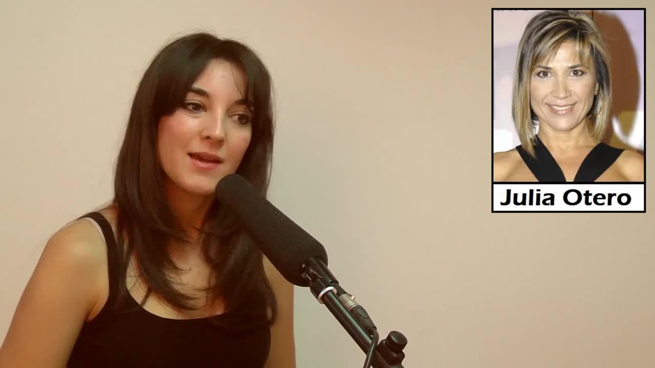 Leonor Lavado julia otero