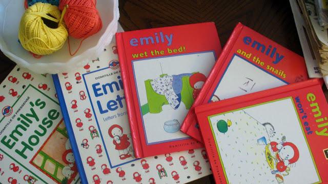 emilie emily libros