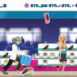 Juego de compras con Barbie