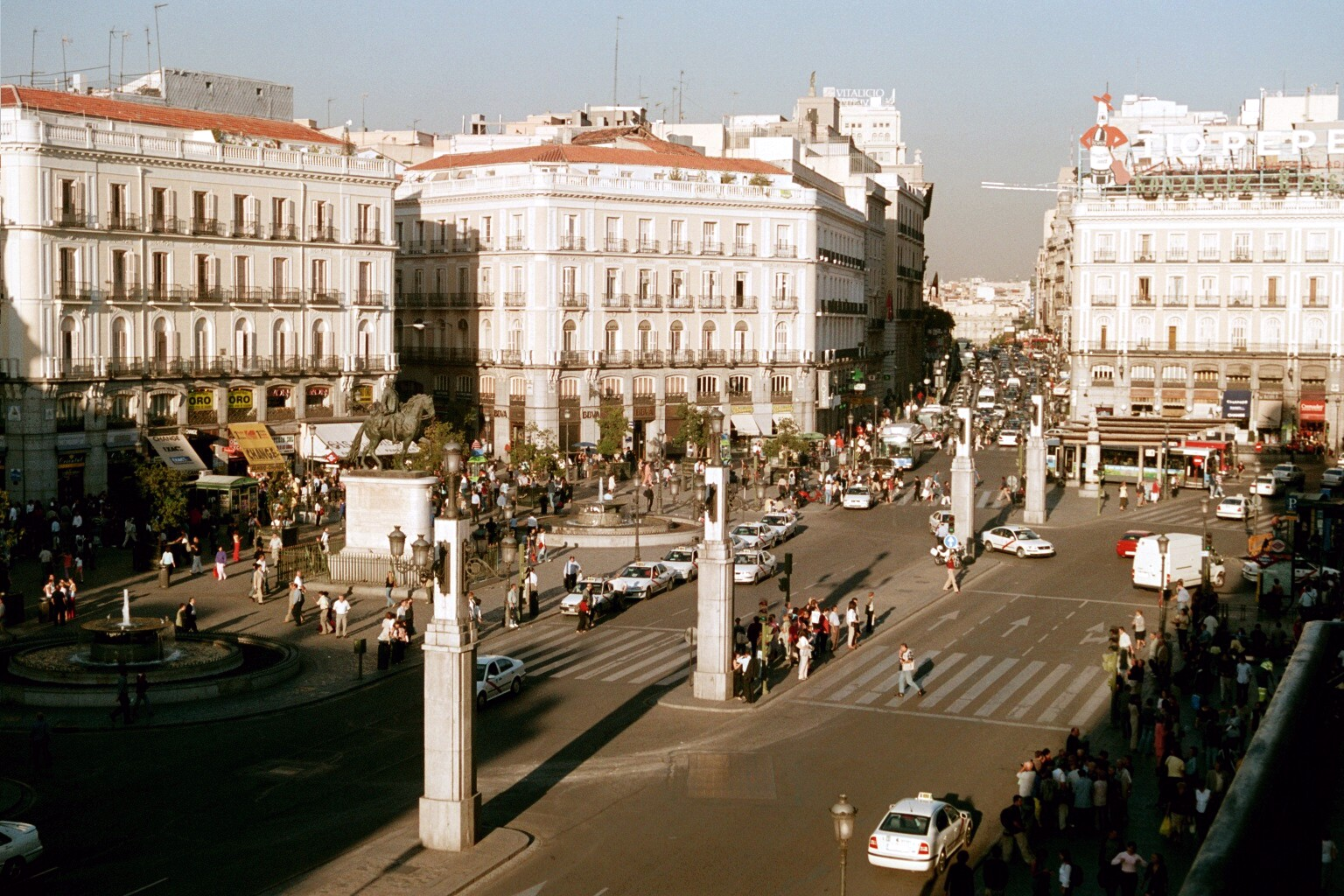 Puerta Sol madrid