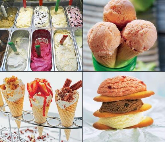 conos helados