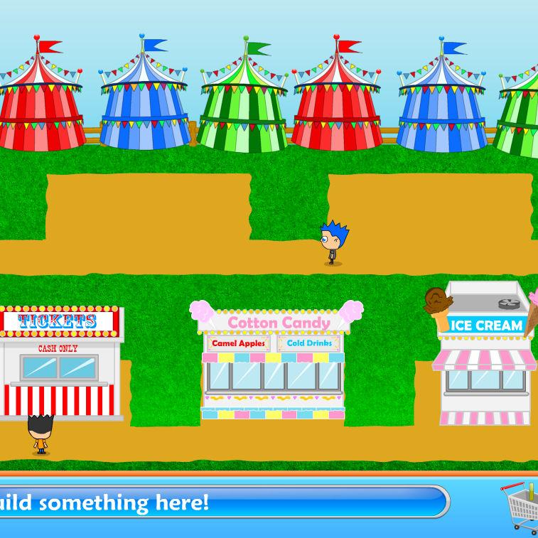 juego comprar circo