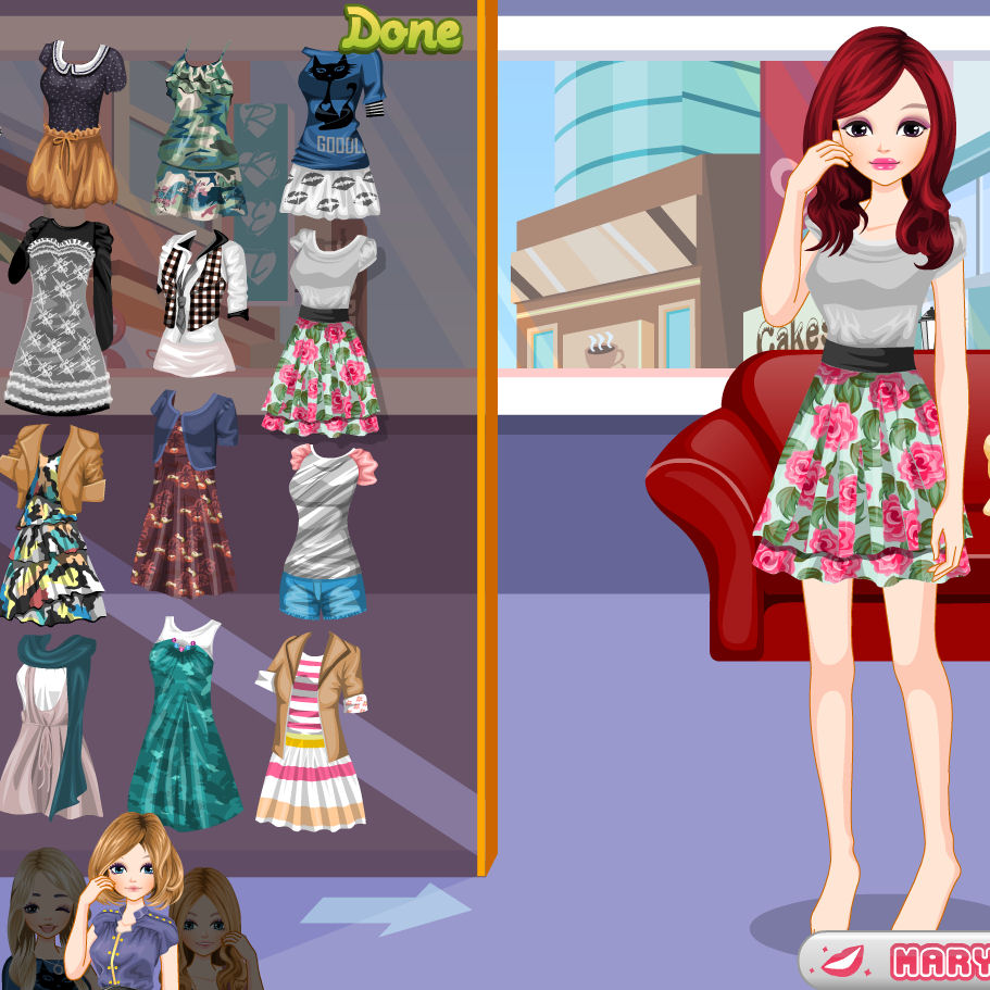 juego comprar ropa estilo