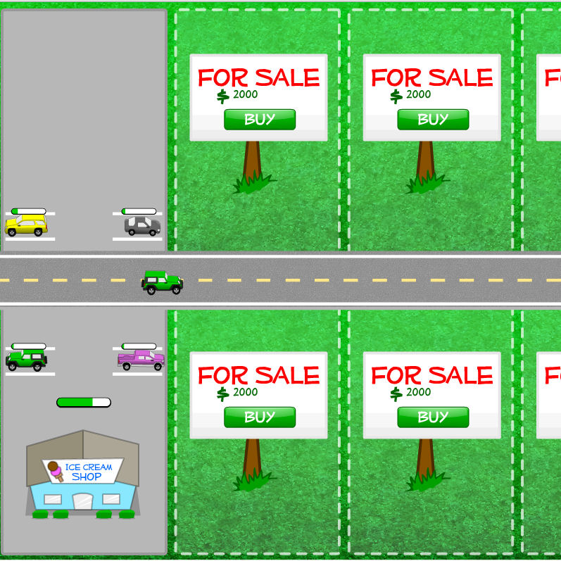 juego comprar terrenos